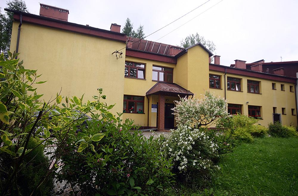 Dom pod Jaworzynką