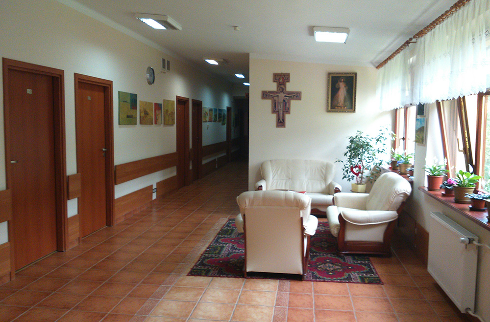 Dom pod Jaworzynką - Hol