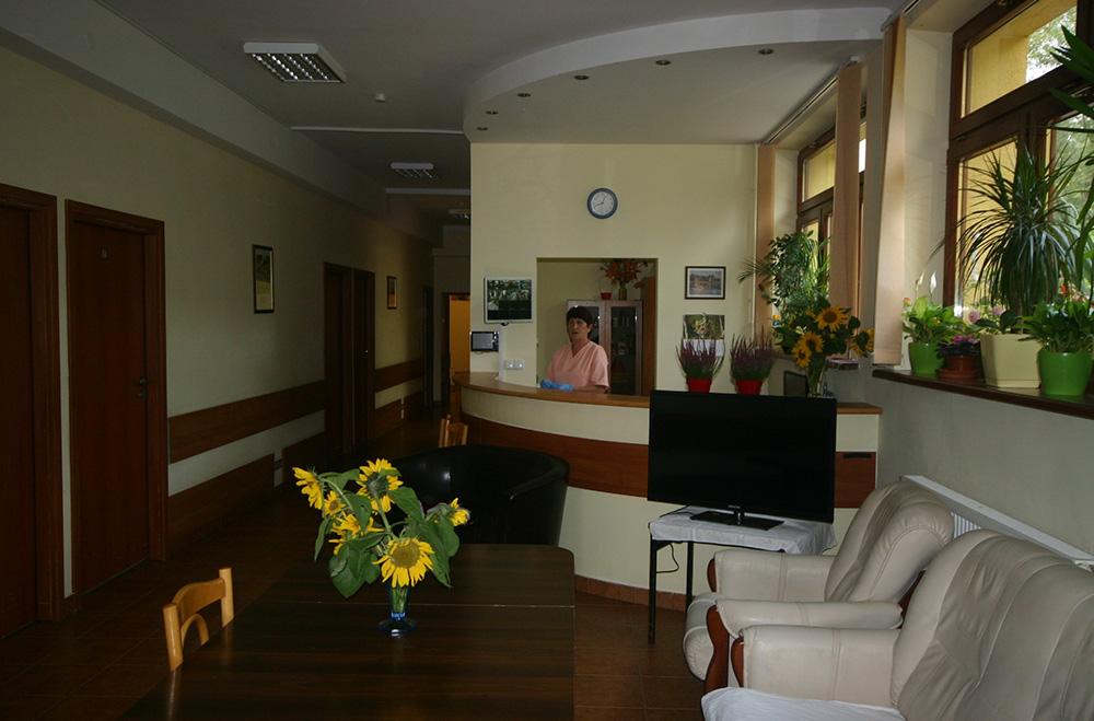 Dom pod Jaworzynką - Recepcja