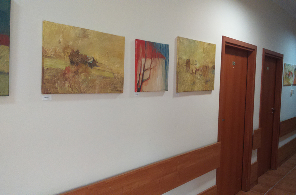Dom pod Jaworzynką - Wystawa Prac Artystów
