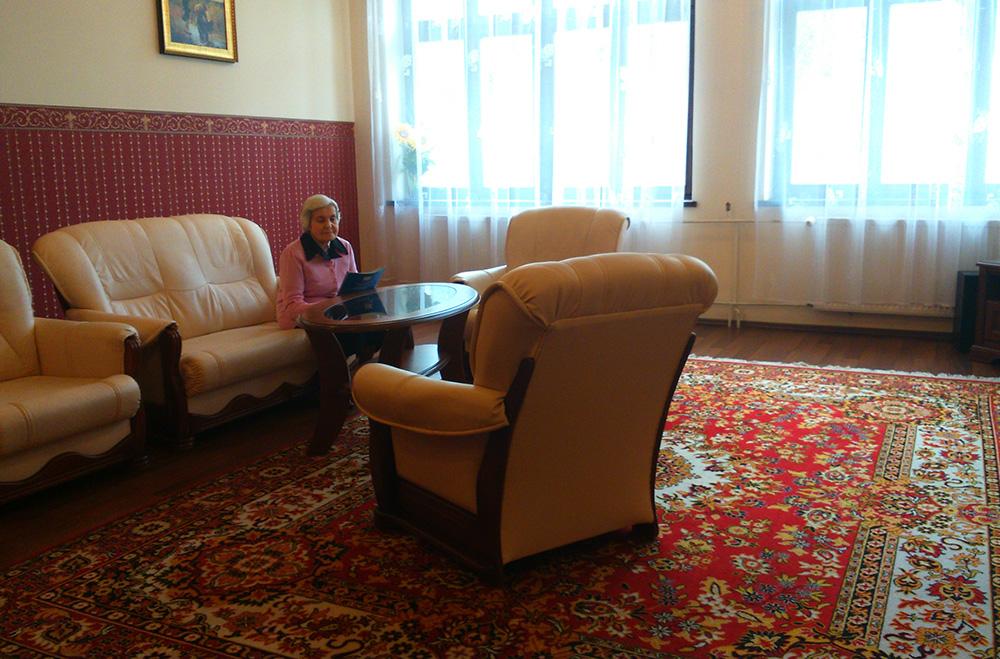 Dom pod Jaworzynką - Salon