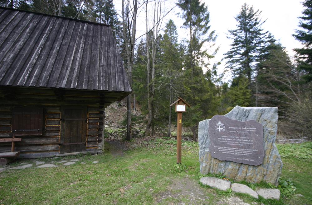 Dom pod Jaworzynką - Widok na okolicę